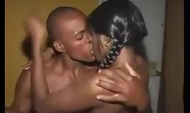 Kenyan dirty slut wife screwed by her roomate