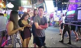 Thai Girls nearly Pattaya Dishwater Drove Thailand!