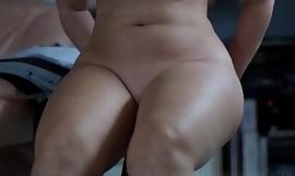 Sarah Big Butt thick thighs