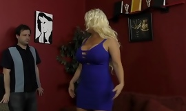 Big Butt Ass-smothering - Alura Jenson - Femdom