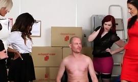 Mean femdom prepare fun down kiki minaj