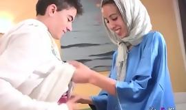 We stun jordi away from gettin him his major arab girl! phthisic legal age teenager hijab
