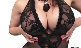 Hot pornstar Aletta Ocean POV at Saboom Fuck in all Holes